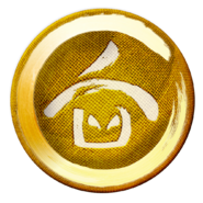 Badge week28 Ninjago Language Master