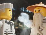 Лёд (The LEGO Ninjago Movie)