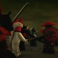 <b>Serpentines vs los guerreros de piedra</b>