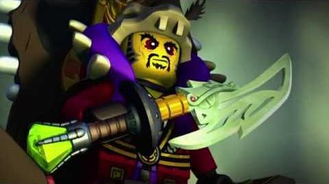 The Story of Master Chen - LEGO Ninjago - Villain Throwback Mini Movie