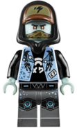 Winter 2020 Scott Minifigure