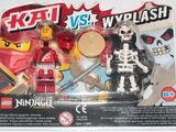 111903 Kai vs. Wyplash Blister Pack