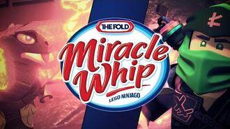 LEGO NINJAGO Miracle Whip (The Secret Whip)