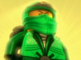 Green/Golden Ninja