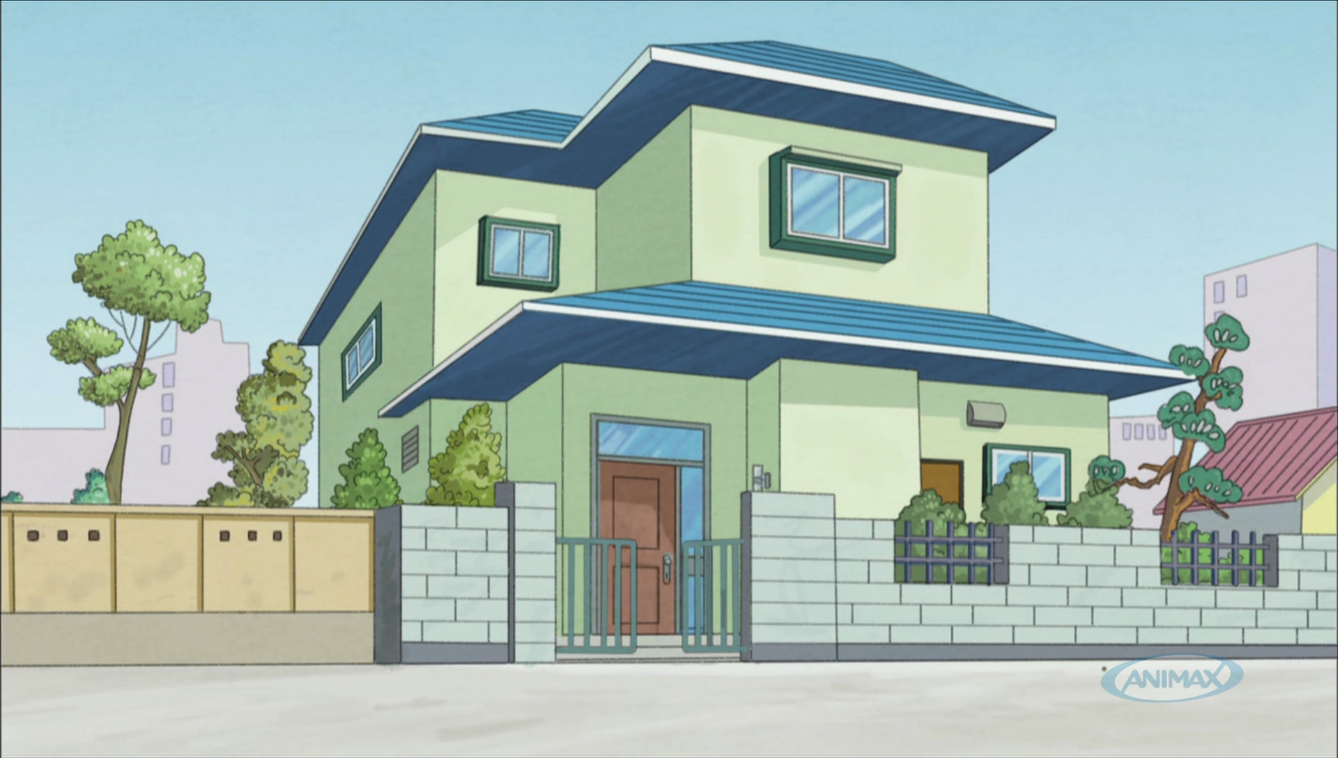 mitsuba family s house ninja hattori wiki fandom powered by wikia rh ninjahattori fandom com