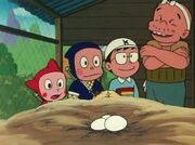 Hattori chicken eggs
