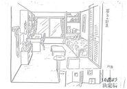 Yumeko's room