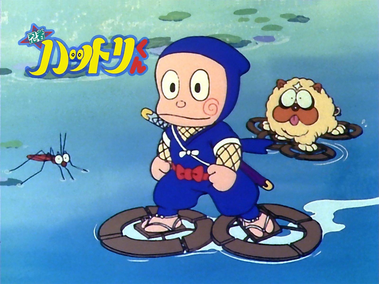 Hasil gambar untuk ninja hattori kun
