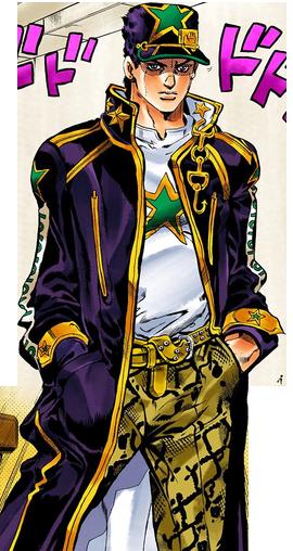 Jotaro Kujo Ninjajojo S Bizarre Adventure Wiki Fandom