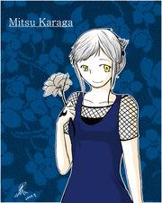 Naruto style Mitsu