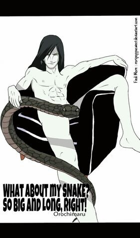 Hot guys sexy quotes orochimaru by roripoppusweet-d8mhmpt
