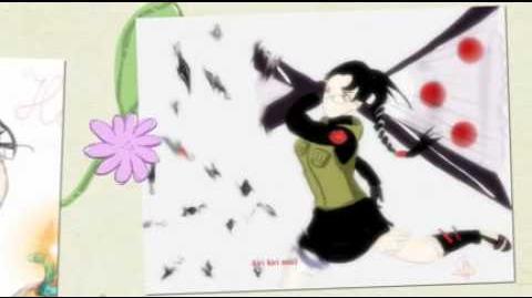 Adrina jonin Naruto jonin2012