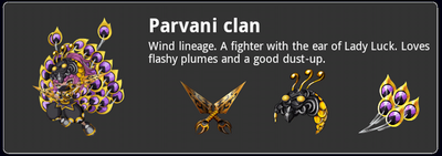 Parvani info
