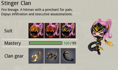 Stinger Clan