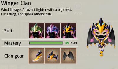 Winger Clan