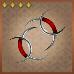 Crescent Kunai fused 4