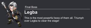 Legba Boss