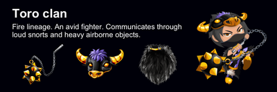 Toros Clan