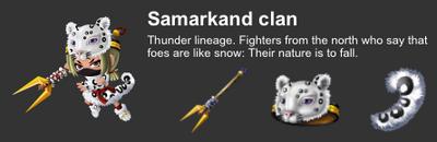 Samarkand event descript