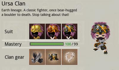 Ursa Clan