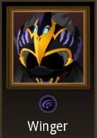 Winger Icon