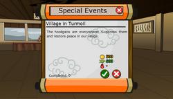 Village in Turmoil (0)