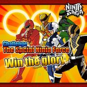 Special Ninja Force - NS Facebook post