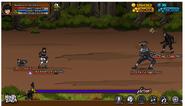 Rain Village Chunin Battle 2