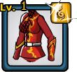 Lava Armor (female)