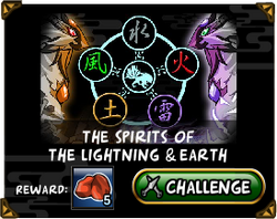The Spirits of the Lightning & Earth