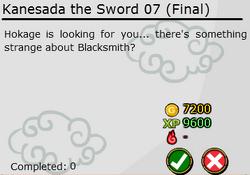 Kanesada the Sword 07 (Final)