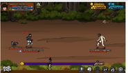 Water Village Genin battle