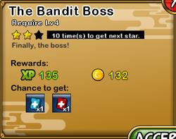 The Bandit Boss 2