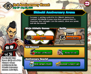 3rd Anniversary Event updated