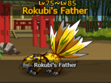 Rokubi's Father