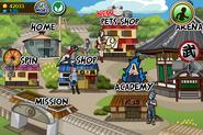 Town (iOS) - Left