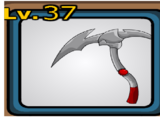 Refined Iron Sickle