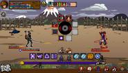 Swords vs Ninjutsu - Battle 01