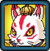 Pet-red fox-icon