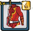 Lava Armor (male)