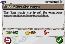 Protect the Messenger