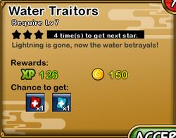 Water Traitors 1