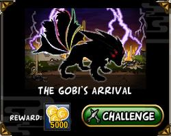 The Gobi's Arrival