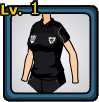 Referee Uniform (2012) (female)