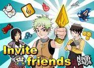Friendship kunai