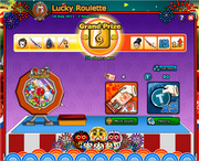 Lucky Roulette