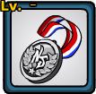 Olympus Silver Medal