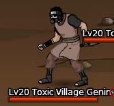 Toxic Village Genin (tan)