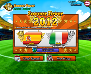 Soccer Fever 2012 - Spain and Italy