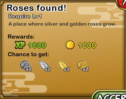 Roses found!
